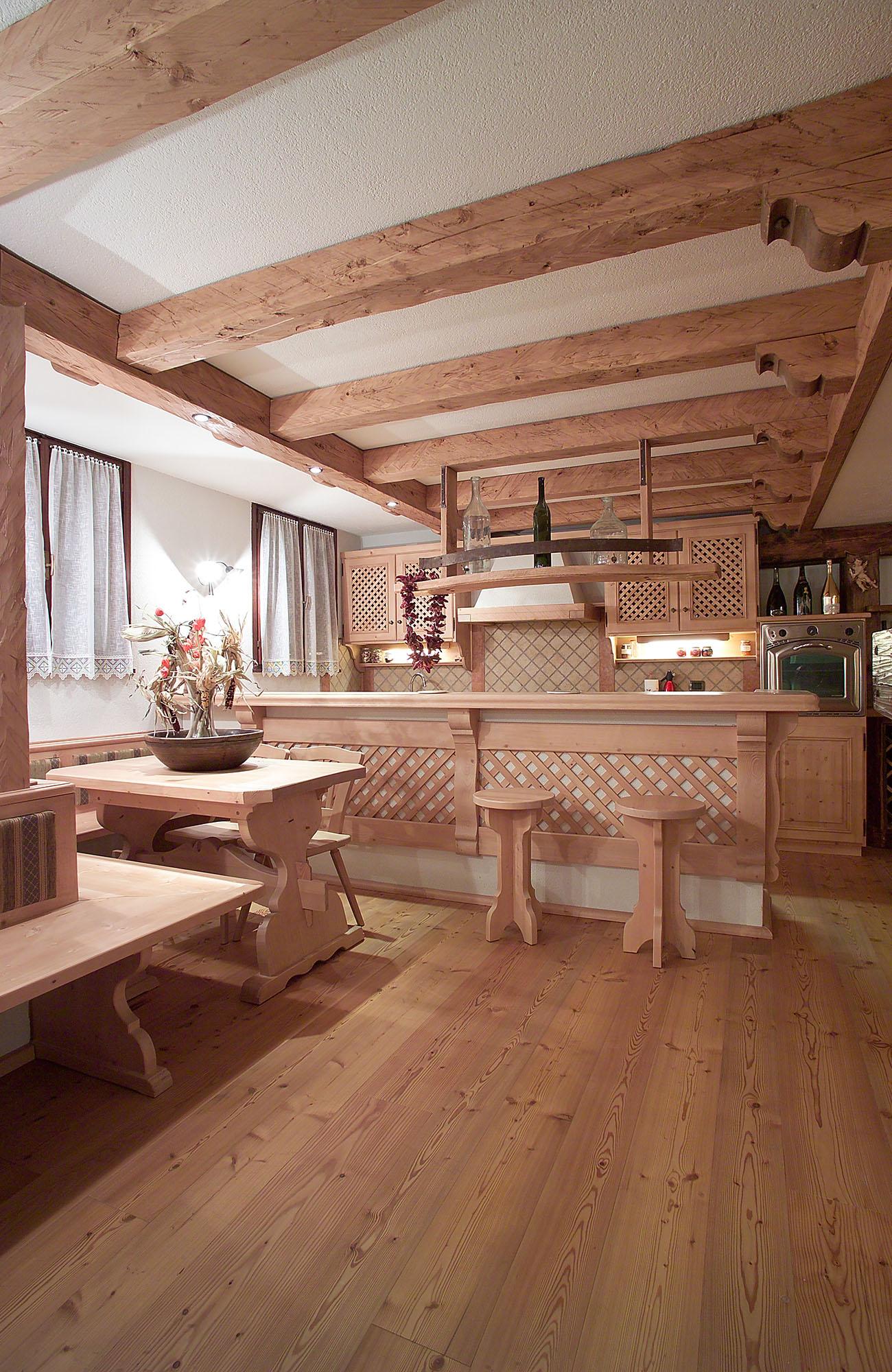 Mobili Da Cucina Genova: Cucine in legno massello su misura ...